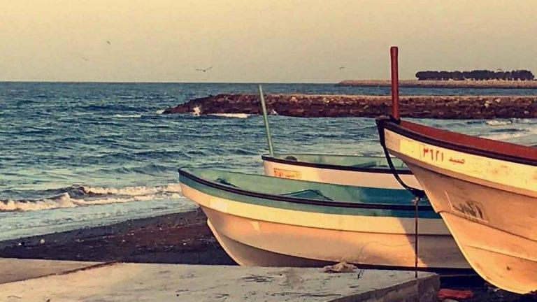 """"""" شواطئ المصنعة Al-Musannah Beaches"""" .. اجمل اماكن السياحة في المصنعه .."""