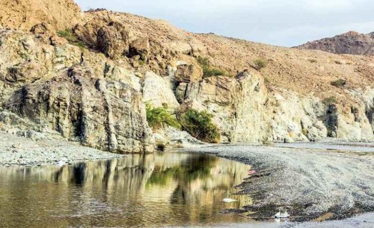 """الاماكن السياحية في شمال الباطنة .. """" وادى حيبىhibi Valley """" .."""