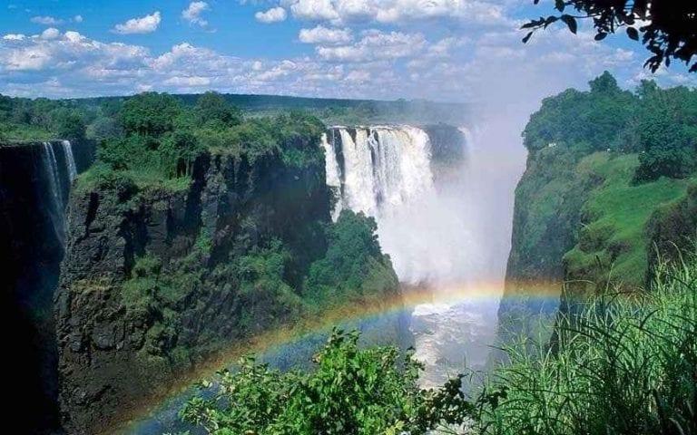 - إليك...افضل معالم السياحة في زيمبابوى ...