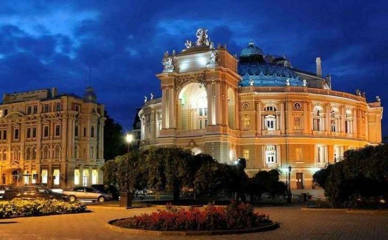 """- مدينة """"اوديسا """".. أهم اماكن السياحة في أوكرانيا.."""
