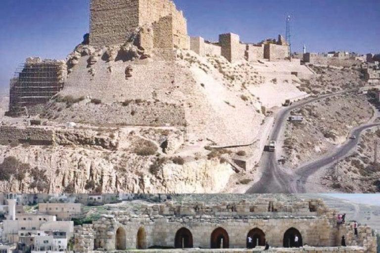 """- لا يفوتك زيارة """"قلعة الكرك""""..أبرز معالم السياحة في الكرك.."""