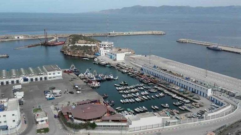 """- لا يفوتك زيارة ميناء """"الحسيمة """" عند السفر الى الحسيمة المغرب..."""
