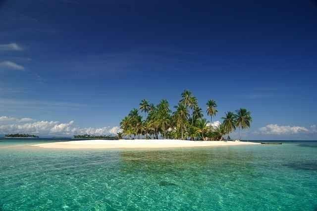 """- """"جزر سان بلاس San Blas Islands""""""""..واحدة من افضل اماكن السياحة في بنما.."""