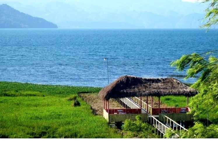 """- بحيرة """" لاغو دي يوجوا.. Lago de Yojoa"""" """"...حيث أجمل معالم السياحة في الهندوراس..."""