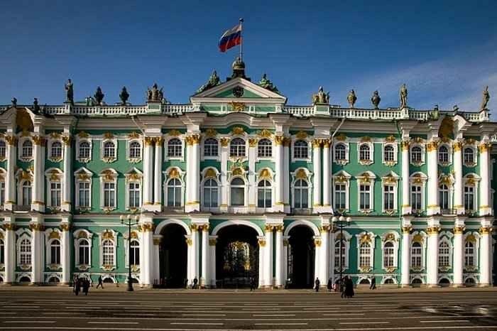 """ متحف هيرميتاج Hermitage Museum "" ..اجمل اماكن السياحة في بطرسبرغ .."