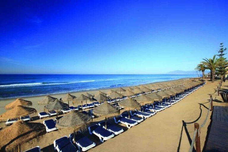 """الاماكن السياحية في ماربيا .."""" شواطئ ماربيا Marbella beaches """" .."""