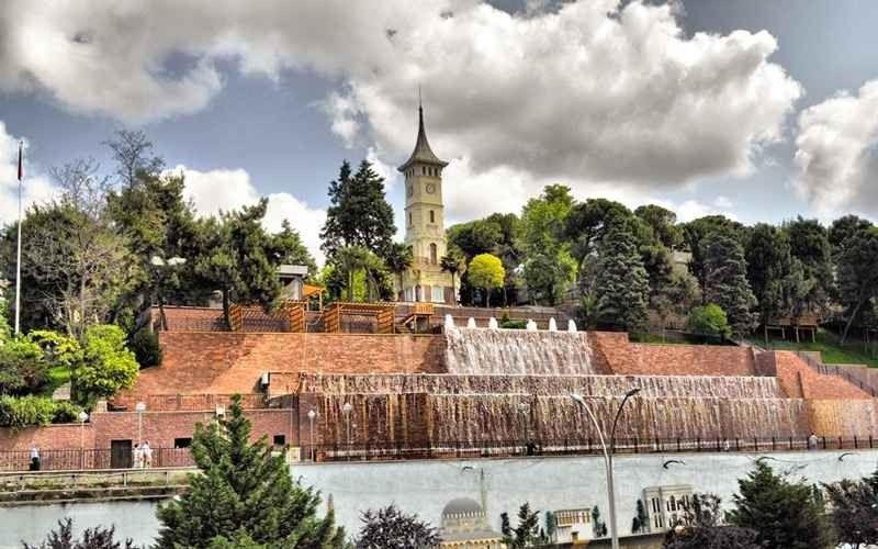 السياحة في ازميت التركية