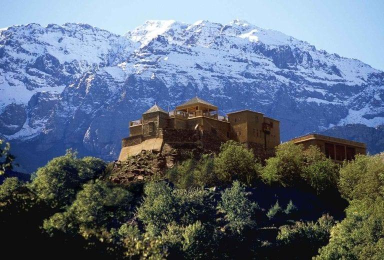 """- """"المنتزه الوطني""""... أجمل الاماكن السياحية في الحسيمة المغرب..."""