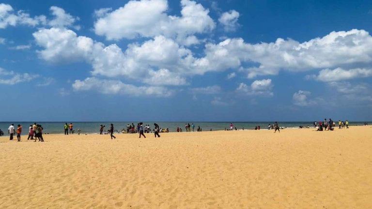 """""""شاطئ نيوجمبو"""".."""