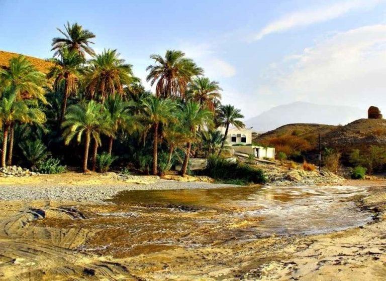 """الاماكن السياحية في جنوب الباطنة .."""" وادى بنى غافر Bani Ghafir Valley """" .."""