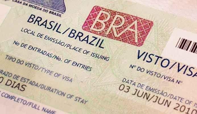 تعرف على تأشيرة الدخول إلى البرازيل ..