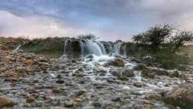 الاماكن السياحية في شمال الباطنة