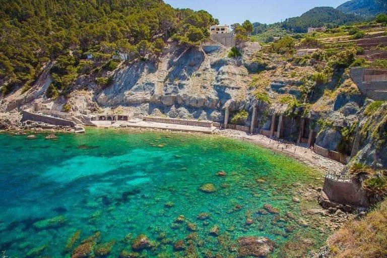 """الاماكن السياحية في مايوركا .. """" شواطئ مايوركاbeaches Mallorca """" .."""