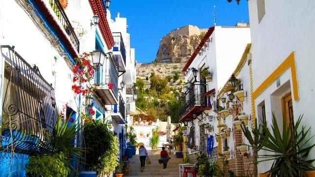 """"""" البلدة القديمة Casco Antiguo """" .. اجمل اماكن السياحة في ماربيا .."""