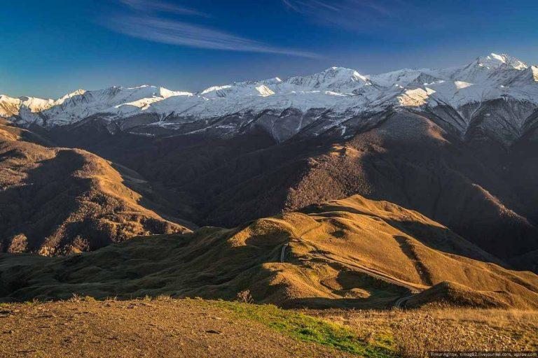 الأماكن السياحية فى الشيشان .. لا يفوتك زيارتها ..