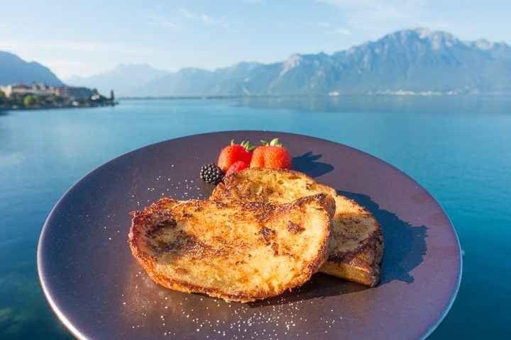 """السفر الى مونترو .. تعرف على أشهى الأكلات وأفضل المطاعم فى مونترو """" عاصمة الطعام بالعالم """" .."""