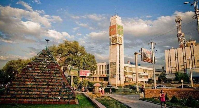 """الاماكن السياحية في قيرغستان .. """" بيشكك Bishkek """" .."""