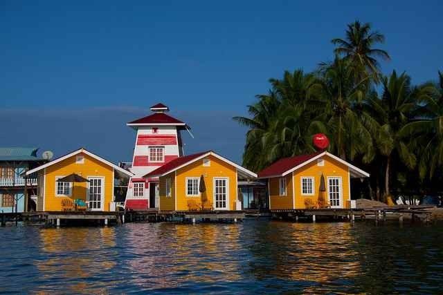 """- """" بوكاس ديل تورو"""".. Bocas del Toro.. اجمل اماكن السياحة في بنما.."""