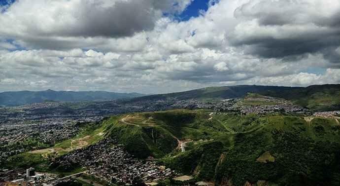 """- الحديقة الوطنية """"لا تيغرا"""" National Park """"La Tigra""""واحدة من افضل اماكن السياحة في الهندوراس .."""