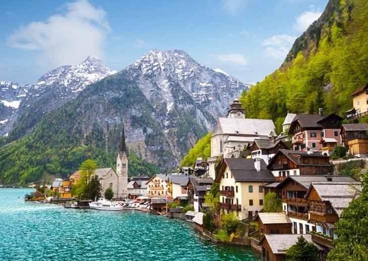 السياحة في هالشتات .. افضل قرية من قرى النمسا 9