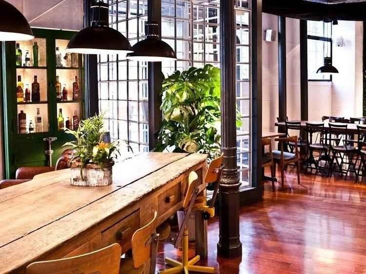 مطاعم رخيصة في مدريد