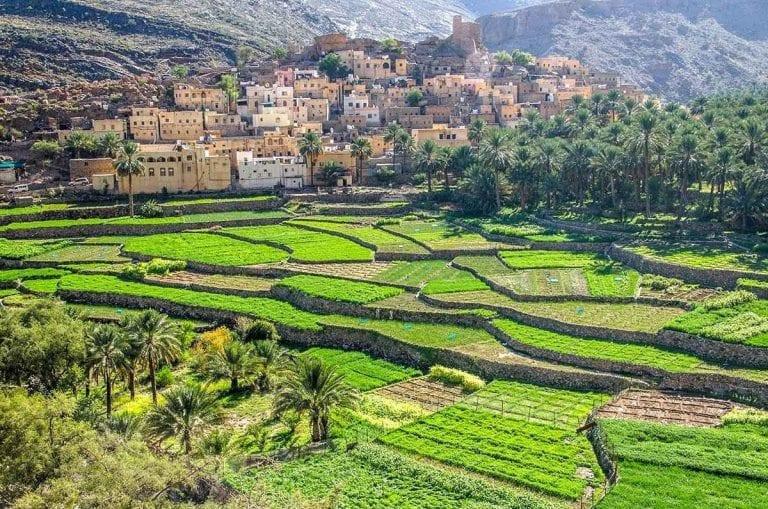 """"""" قرى الرستاقRustaq villages """" .. اجمل اماكن السياحة في الرستاق .."""