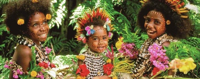 """"""" مدينة غوروكا Goroka city """".. أهم اماكن السياحة في بابوا غينيا الجديدة .."""