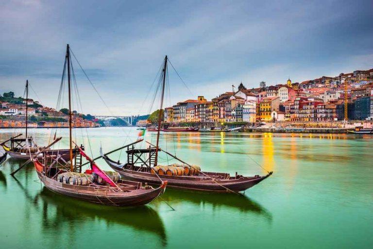 تكاليف السفر الى البرتغال