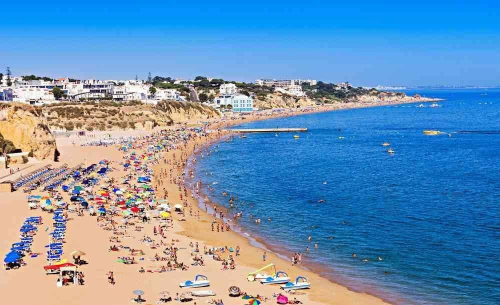 السياحة في ألبوفيرا البرتغال