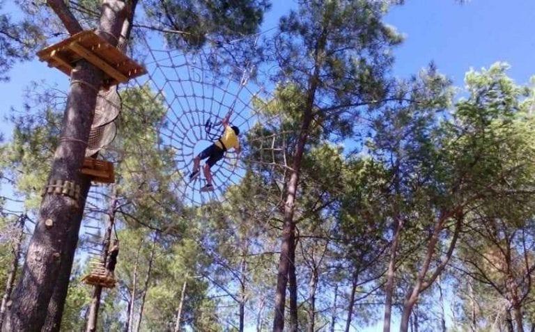 """"""" حديقة المغامراتAdventure Park """" .. افضل اماكن السياحة في ألبوفيرا البرتغال .."""