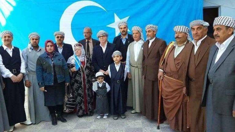 العائلة في التركمان