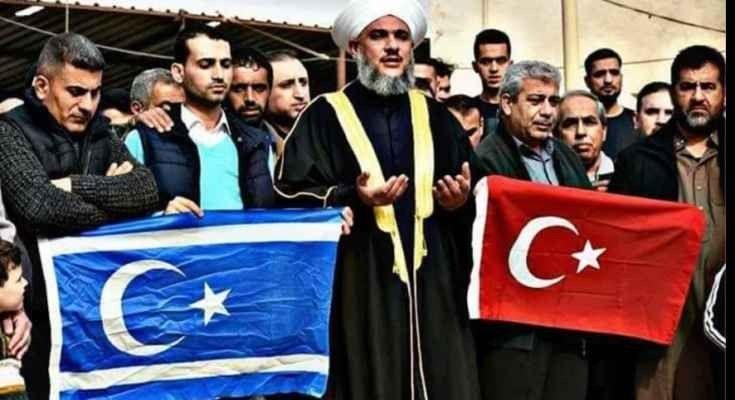 المسلمون في التركمان