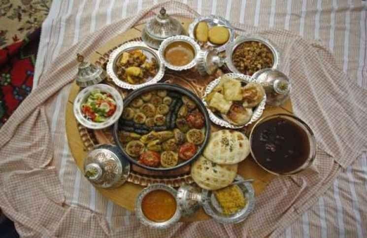 المطبخ التركمان