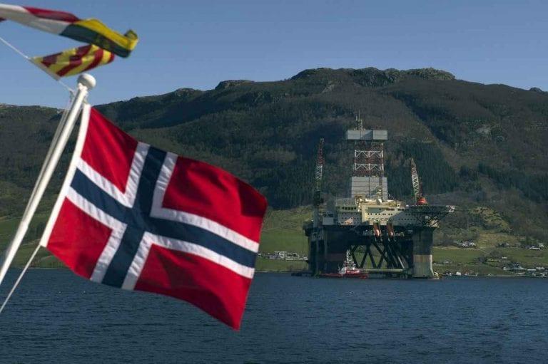 النفط في النرويج