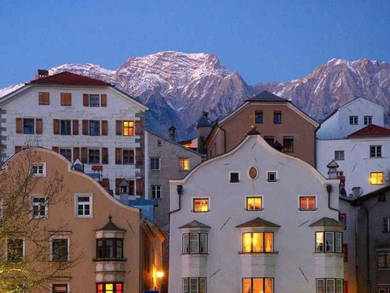 منازل النمسا