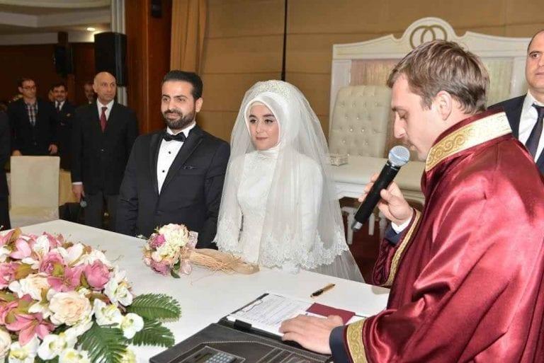 تعرف على ..أشكال الزواج التركى...