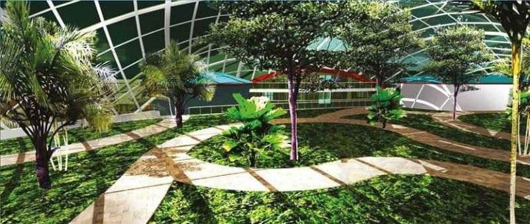 حديقة الفراشات Konya Tropical Butterfly Garden..افضل اماكن السياحة في مدينة قونيا ..