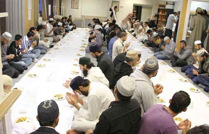 رمضان في النرويج