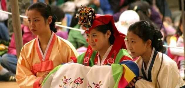 - إليك..أهم عادات وتقاليد الكوريين ...