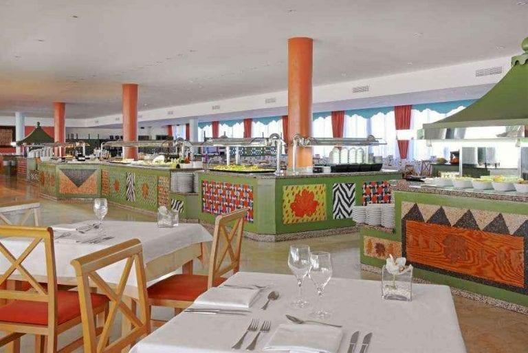 مطاعم جزيرة فويرتيفنتورا