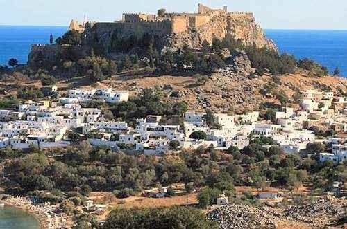 مدينة ليندوس