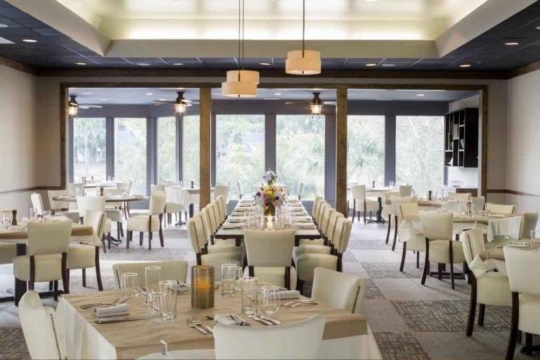 مطاعم جزيرة هيلتون هيد