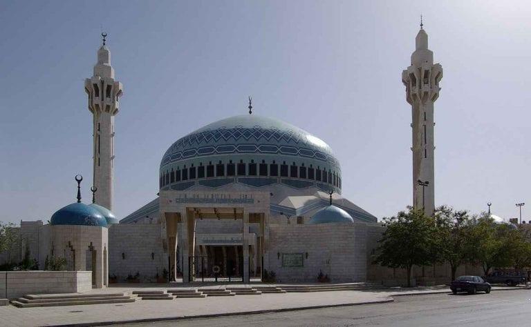 مسجد الملك عبد الله