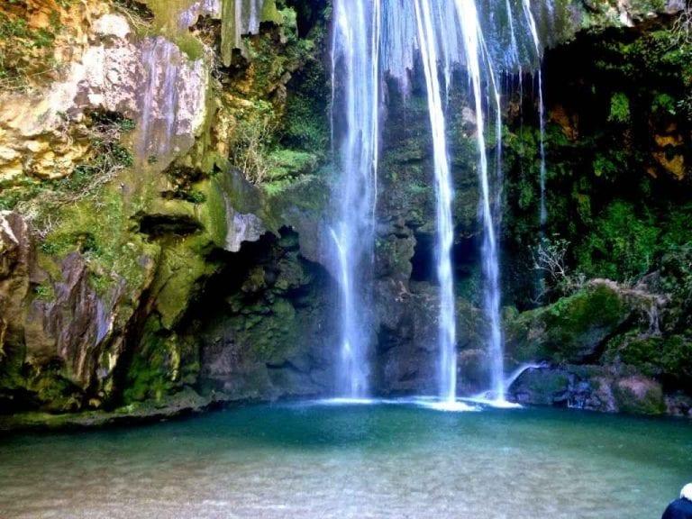 """ Akchour Waterfall""شلالات أقشور""..افضل اماكن السياحة في شفشاون..."