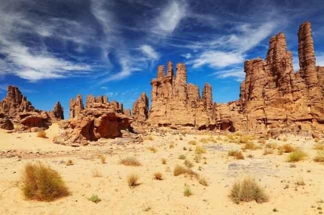 لا يفوتك.. زيارة هذه الأماكن عند السفر الى مدينة جانت الجزائرية...