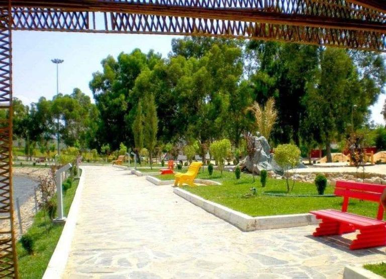 """"""" حديقة الحرية Liberty Park"""" .. افضل معالم السياحة في مدينة تيبازة .."""