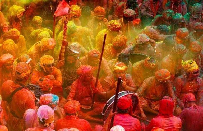 عادات وتقاليد الهند India - عادات وتقاليد الاحتفالات في الهند