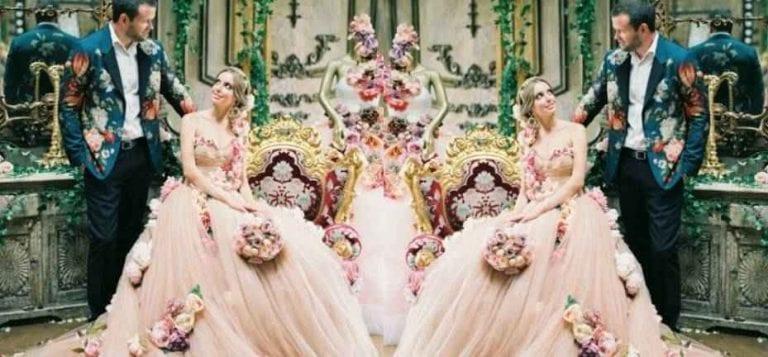 طبيعة حفلات الزفاف فى روسيا..