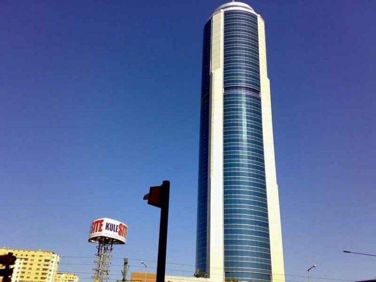 """الاماكن السياحية في مدينة قونيا .."""" برج السلاجقةSeljuk Tower """" .."""