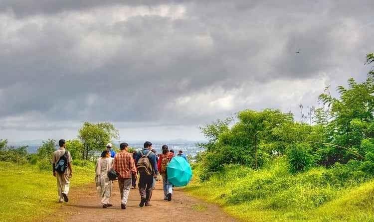 تلال فيتال - السياحة في بونا الهند Puna India